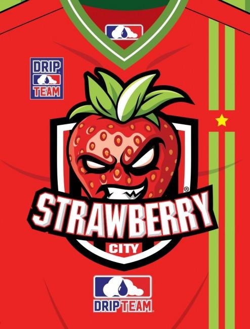 Strawberry City